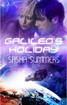Galileo's Holiday by Sasha Summers (Carina Press, December 3, 2012)