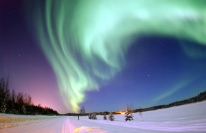 Kaira's photography of the aurora borealis was a beautiful element in this hot, tender novella.