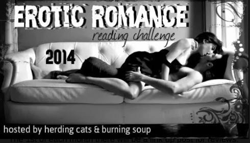 Erotic Romance Reading Challenge