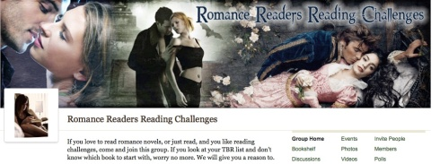 Goodreads Romance Reading Challenge