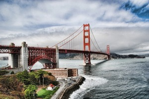 It's amazing to think of a time San Francisco's iconic landmarks were new. (Public Domain image via Pixabay)