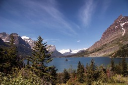 Glacier National Park in Montana (Public domain image via Pixabay)