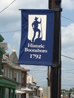 Historic Boonesboro is filled with friendly residents and cute as a button.